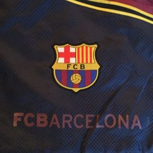 FC Barcelona Accessories - FC Barcelona Authentic Cinch Sack df20800d1b